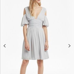 French Connection Constance Draped Dress